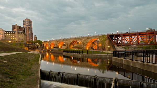 Urban Trails - Stone Arch Bridge
