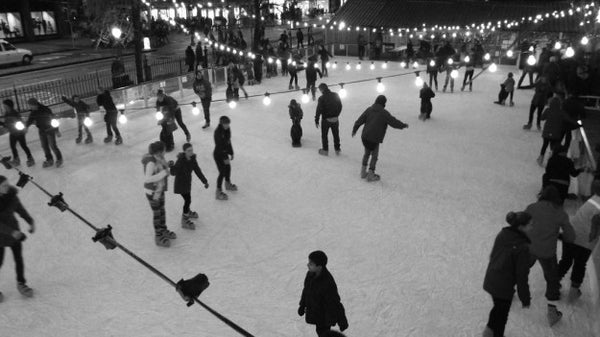Valentine Date Ideas - Ice Skating