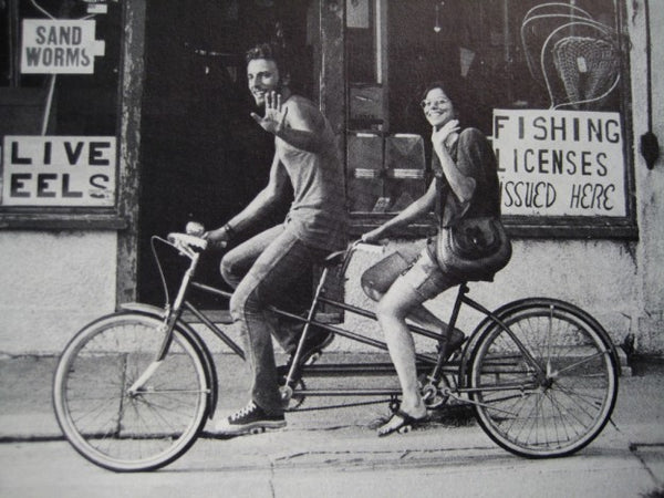 Valentine Date Ideas - Tandem Bike