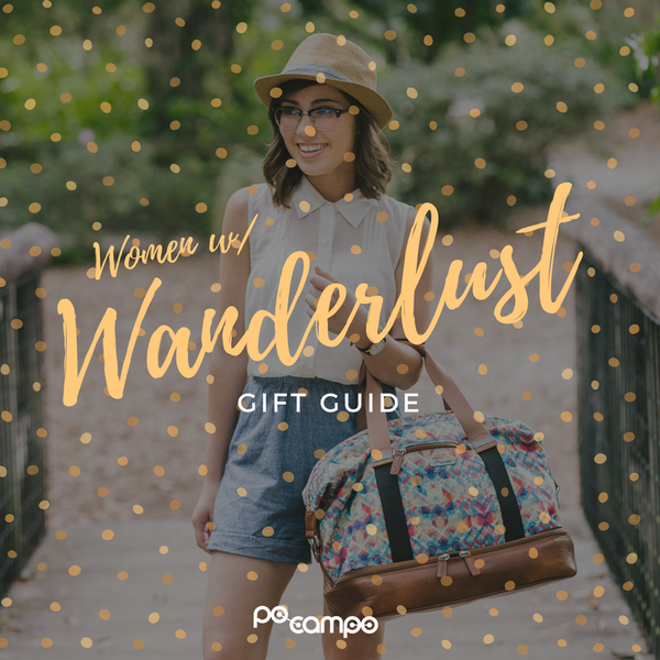 Po Campo Women with Wanderlust Gift Guide