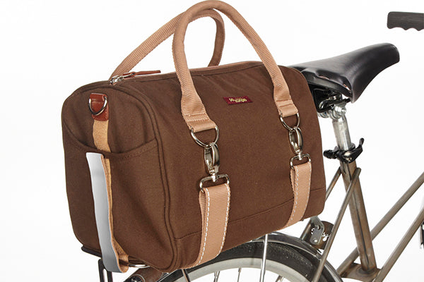 Women Cyclists - Po Campo Bike Trunk Bag