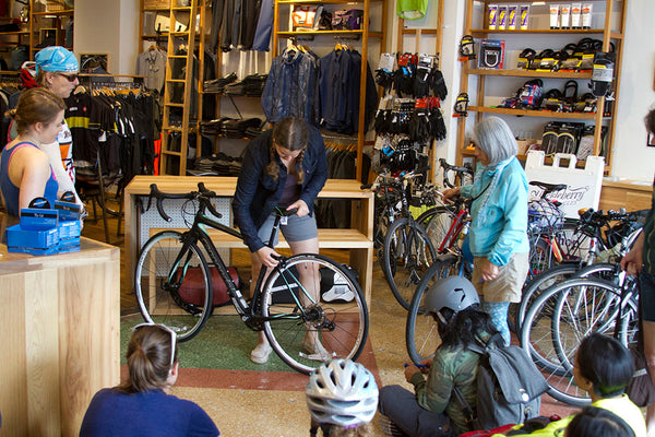 Women Bike Clinic