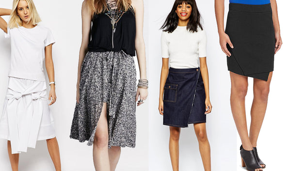 Spring 2016 Fashion Trends: Wrap Skirt
