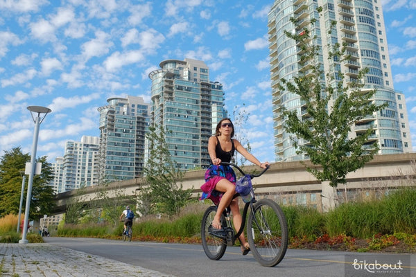 City Bike Vacation - Bikabout Vancouver