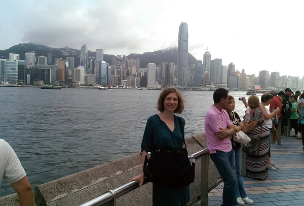 Maria in Hong Kong