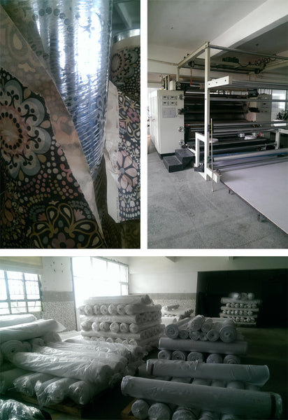China Manufacturing Printed Fabric