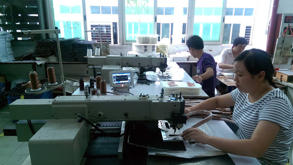 China Manufacturing - Computerized Sewing Machine