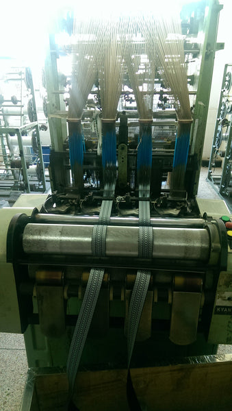 China Manufacturing Webbing Machine