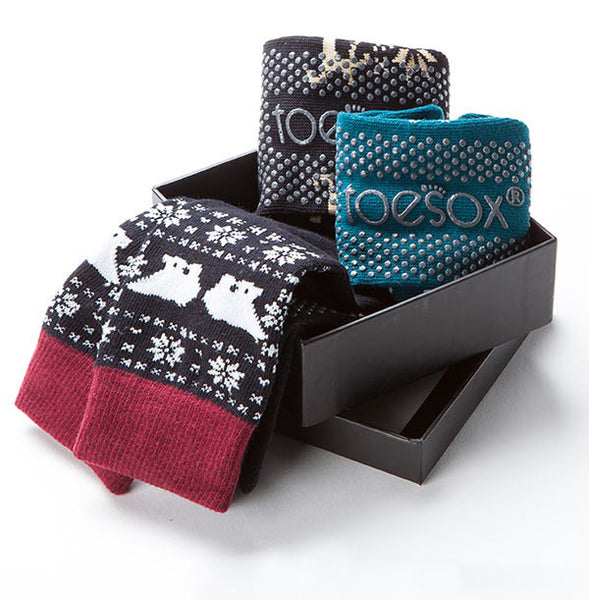 Gifts for Yoga Lovers: ToeSox