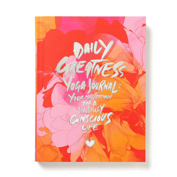 Gifts for Yoga Lovers: Dailygreatness Journal