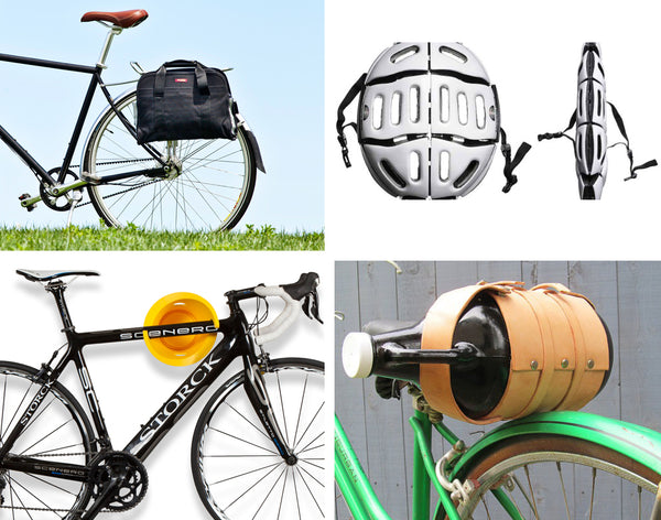 Good Presents for Dad - Low Fi Cool Bike Accessories
