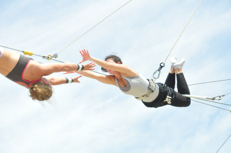 New Workouts: Trapeze