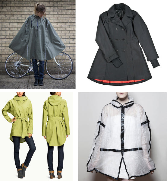 Rain Gear for Women - Raincoats