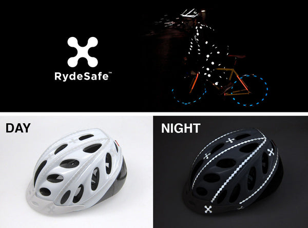 Reflective Gear - RydeSafe reflective stickers
