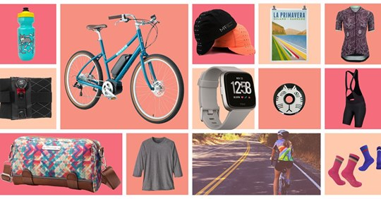 Bicycling Magazine Mother's Day gift guide