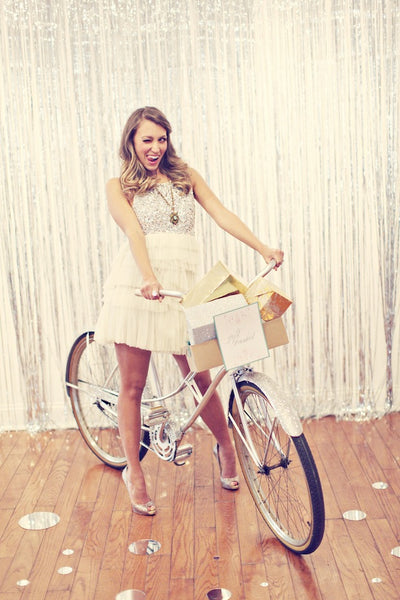 Bike-Friendly Party Dresses