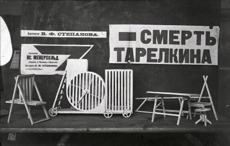 Russian Constructivism - Furniture