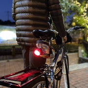 Rechargeable Clip-on Bike Light 2-Pack