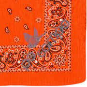 Po Campo Reflective Bandana in Orange
