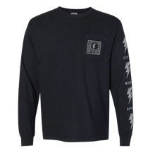 Load image into Gallery viewer, Long sleeve Pocket - Electric Bolted