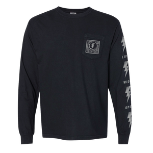 Long sleeve Pocket - Electric Bolted