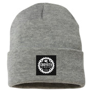 Beanie - Keep the Gears Turning Gray