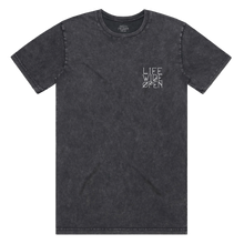 Load image into Gallery viewer, T-shirt - Stonewash LWO Embroidered
