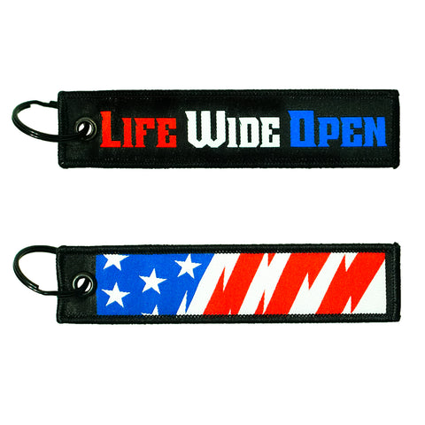 Jet Tag - USA Life Wide Open