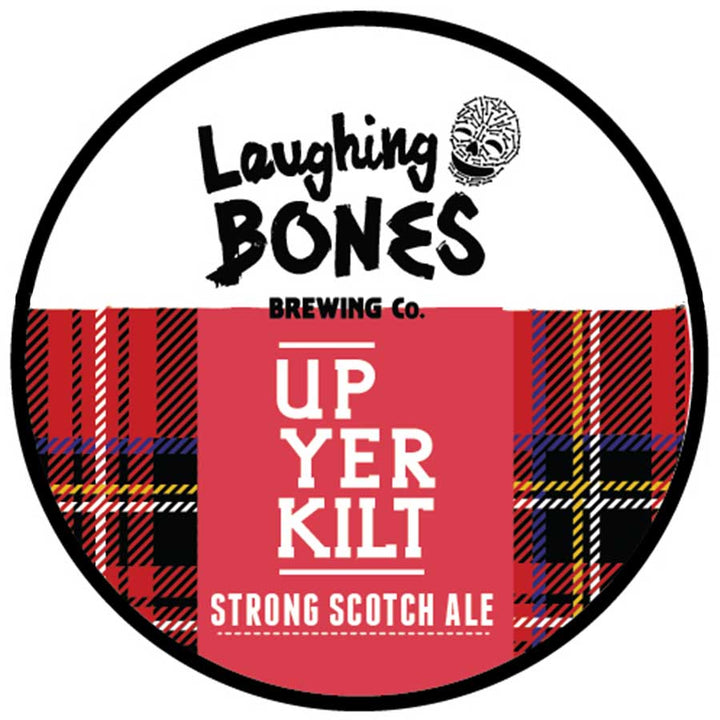 Up Yer Kilt Strong Scotch Ale - SEASONAL RELEASE