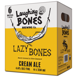 Lazy Bones Cream Ale
