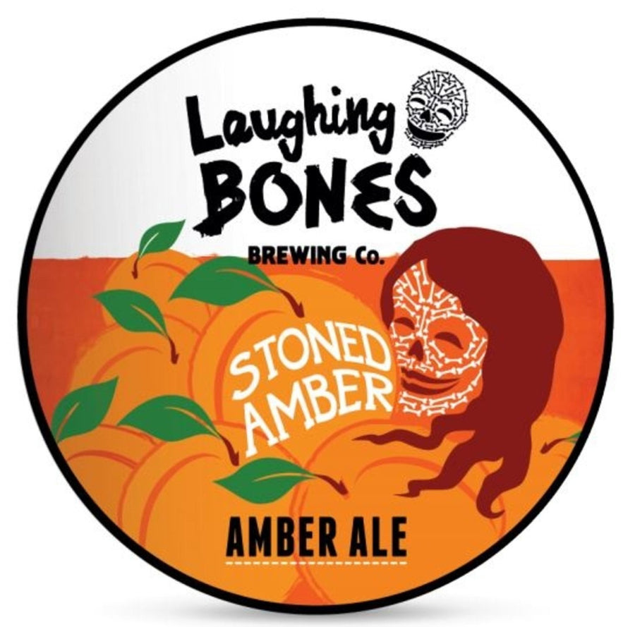 Stoned Amber - Amber Ale - SEASONAL RELEASE