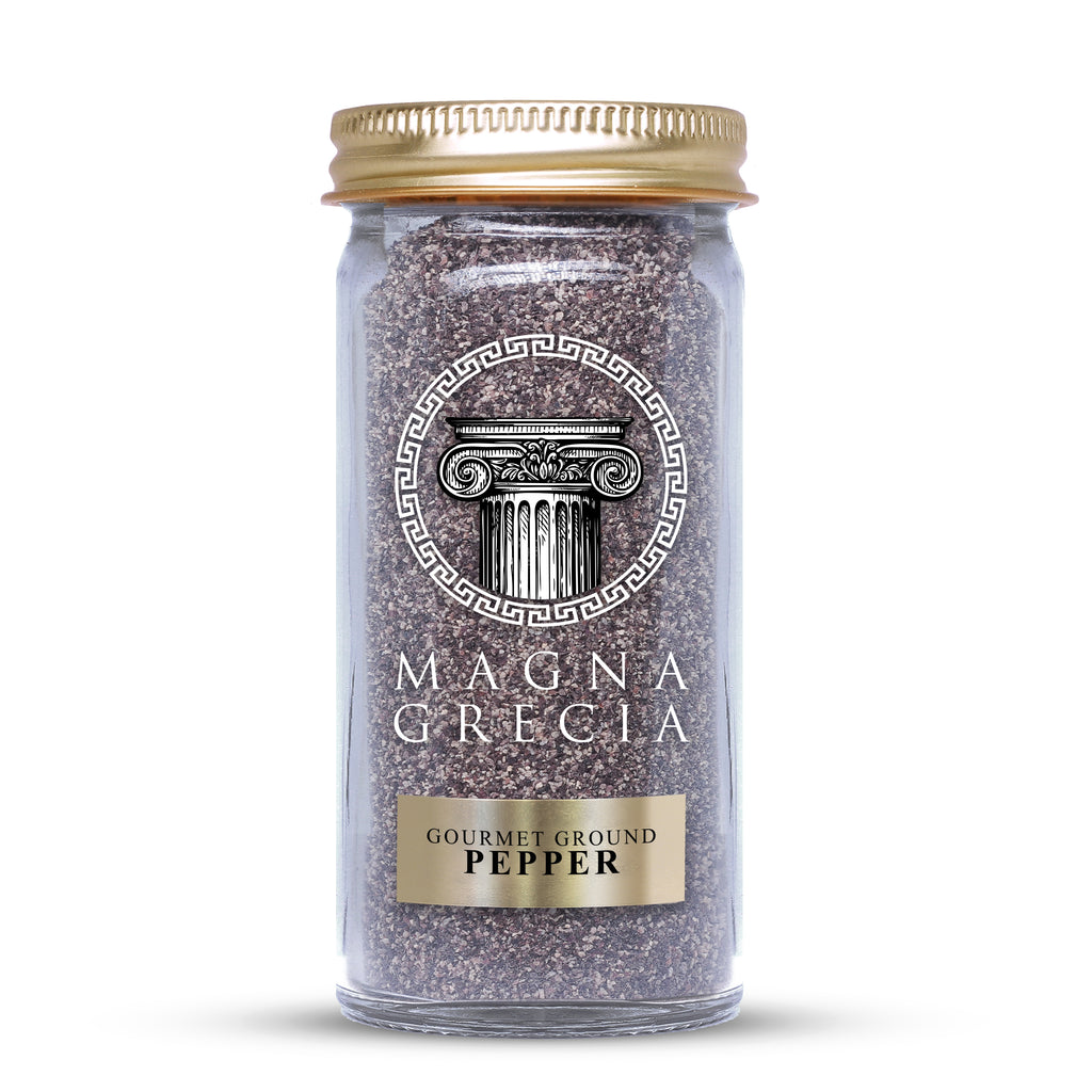 Gourmet Ground Pepper
