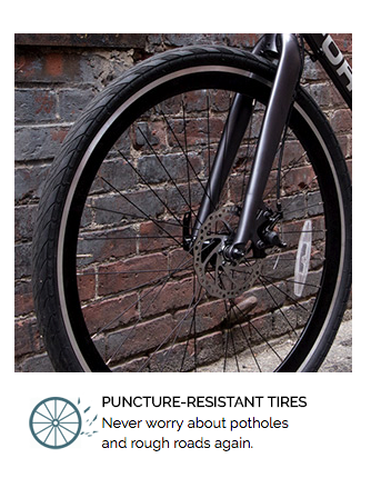 Puncture-proof Tires