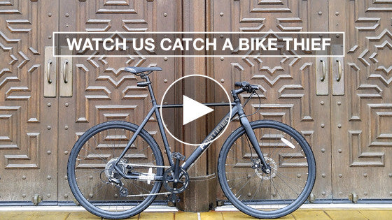 Watch Us Catch A Bike Thief (Whip/NaeNae)