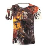 The Witcher | Ciri and Geralt T-Shirt