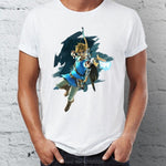 Zelda | Breath Of The Wild Link T-shirt