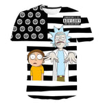 Rick and Morty | Cast T-Shirt