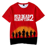 Red Dead Redemption 2| multi T-shirt