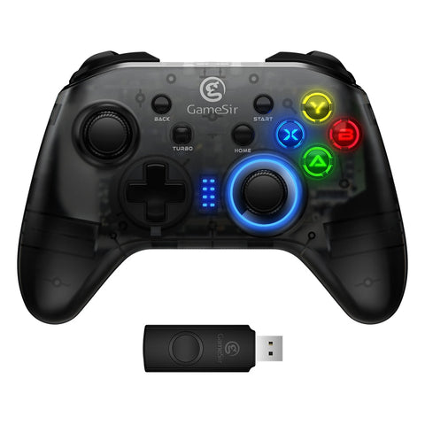 Wireless PRO Gamer Controller (GameSir T4)