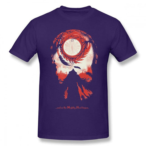 Bloodborne | And So The Nightly Hunt Begins T-Shirt