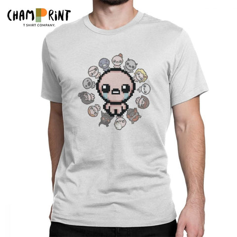 The Binding Of Isaac | Circle Of Characters T-Shirt