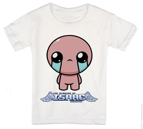 Binding of Isaac | Crying Isaac T-Shirt