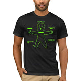 Fallout | Fallout 4 Vault Boy Crippled T-Shirt