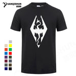 Skyrim | The Elder Scrolls Skyrim Logo T-Shirt