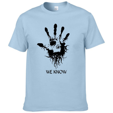 Skyrim | We Know Dark Brotherhood T-Shirt