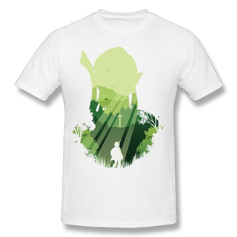 Zelda | The Legend Of Zelda Link T-shirt