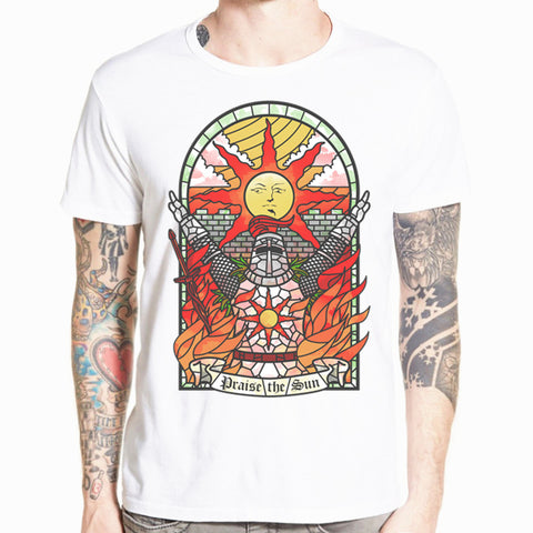 Dark Souls | Praise The Sun T-shirt