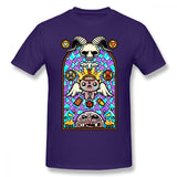 The Binding Of Isaac | Stained Glass T-Shirt