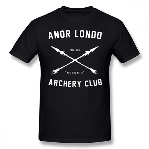 Dark Souls | Anor Londo Archery Club T-Shirt