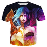 League of Legends | Kayle and Morgana T-Shirt